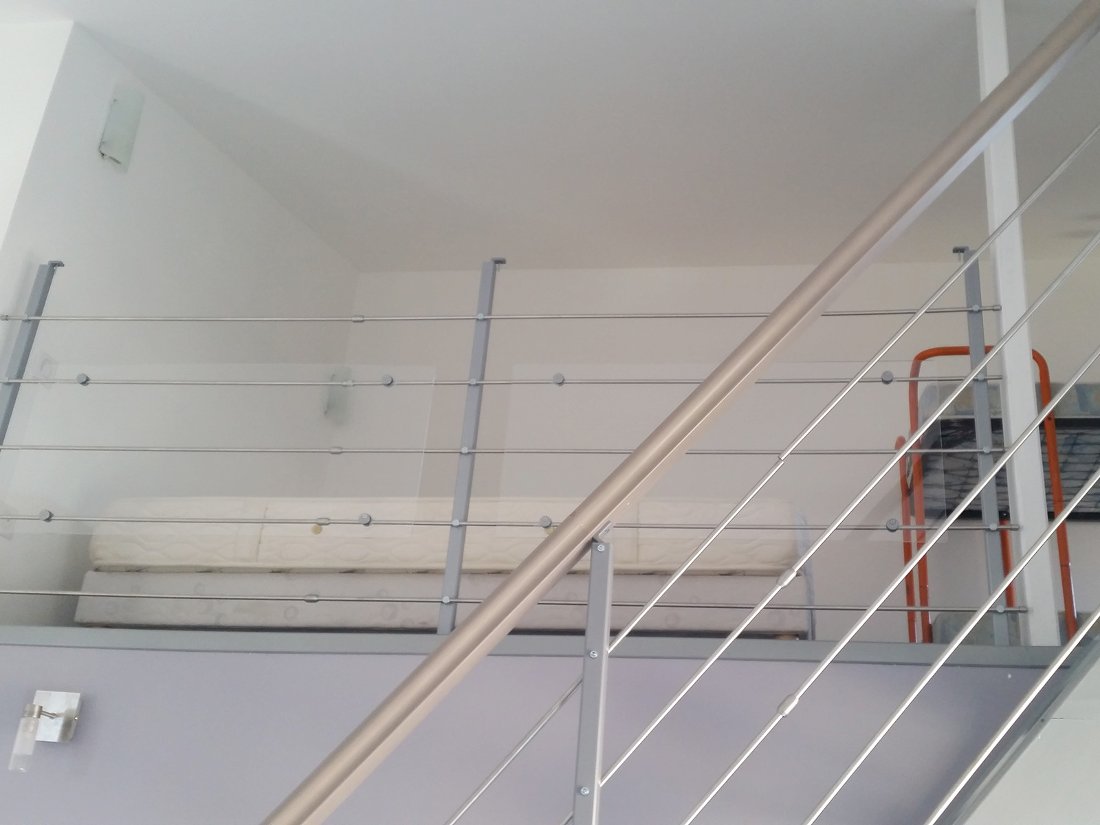 Studio - escalier