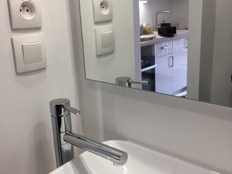 Toilette & Lave-main